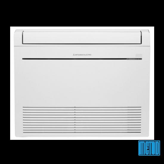 Floor air conditioner Mitsubishi Electric MFZ-KT25VG/SUZ-M25VA 9000 BTU Class A++