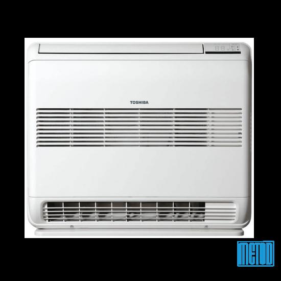 Floor air conditioner Toshiba RAS-B13J2FVG-E/RAS-13J2AVSG-E(1) BI-FLOW 13000 BTU Class A++