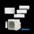 Multi split air conditioners