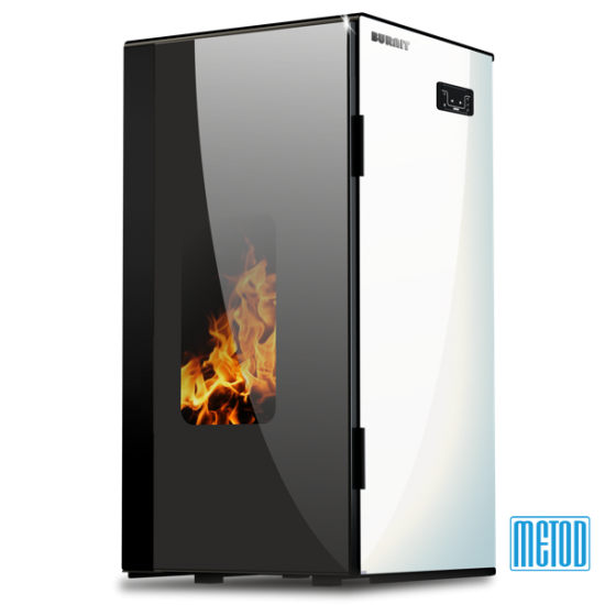 PELLET STOVE WITH WATER JACKET BURNiT VISION 18